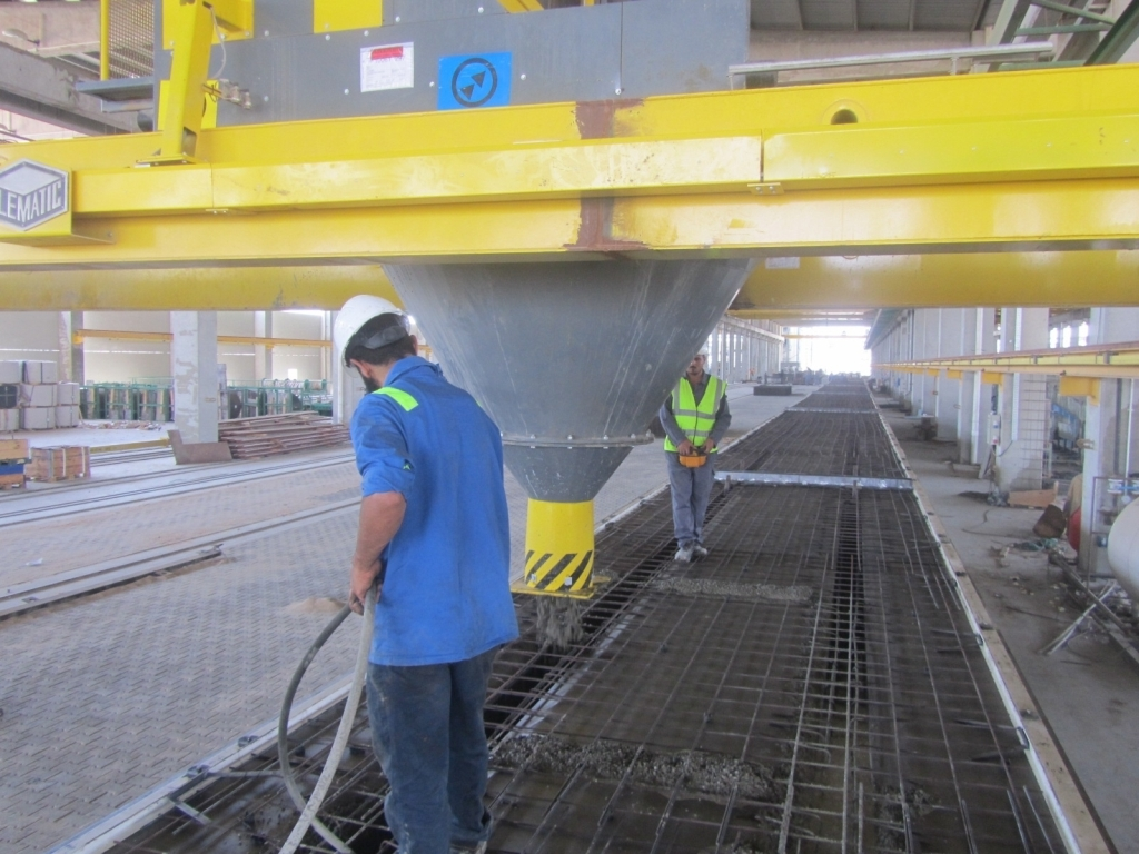 Double Tee Prestressed Slabs Products Modern For Concrete